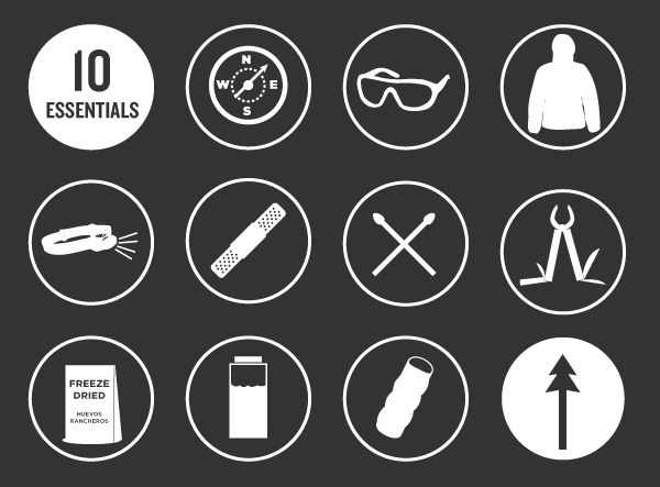 The 10 Essentials Just Your Average Hiker