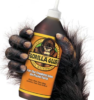Just Your Average Tip: Gorilla Glue | Just Your Average Hiker