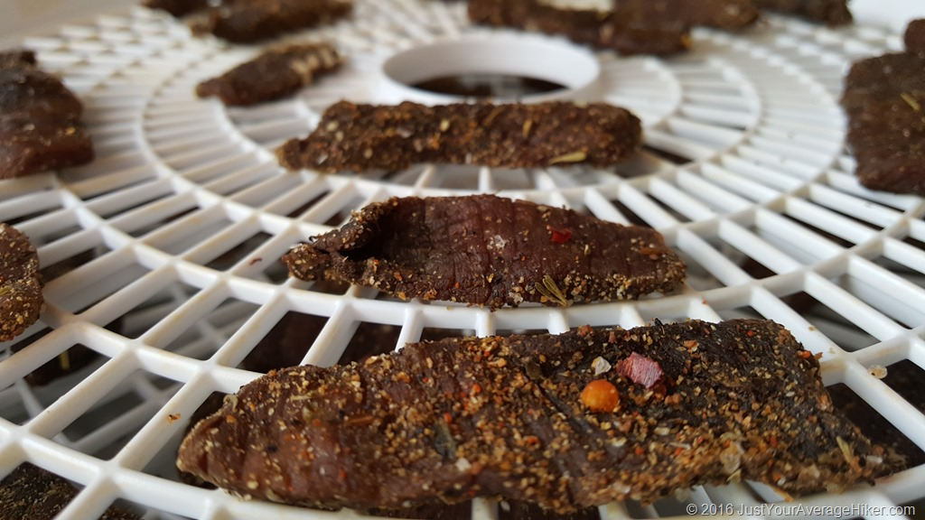 Hickory Smoked Beef Jerky Just Your Average Hiker
